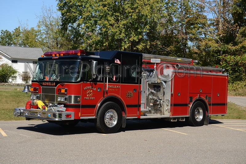 HOWELLS, NY ENGINE 113
