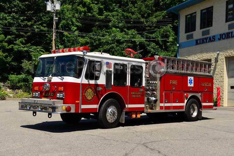 KIRYAS JOEL, NY ENGINE 593