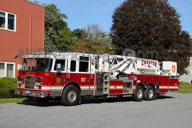 CHESTER, NY TRUCK 917