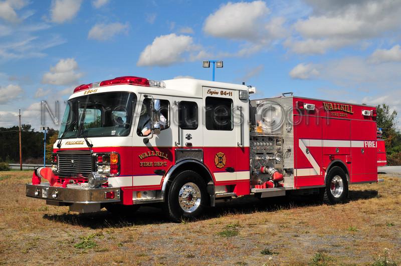 WALLKILL, NY ENGINE 64-11