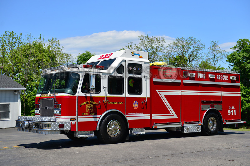 MONTGOMERY, NY ENGINE 222