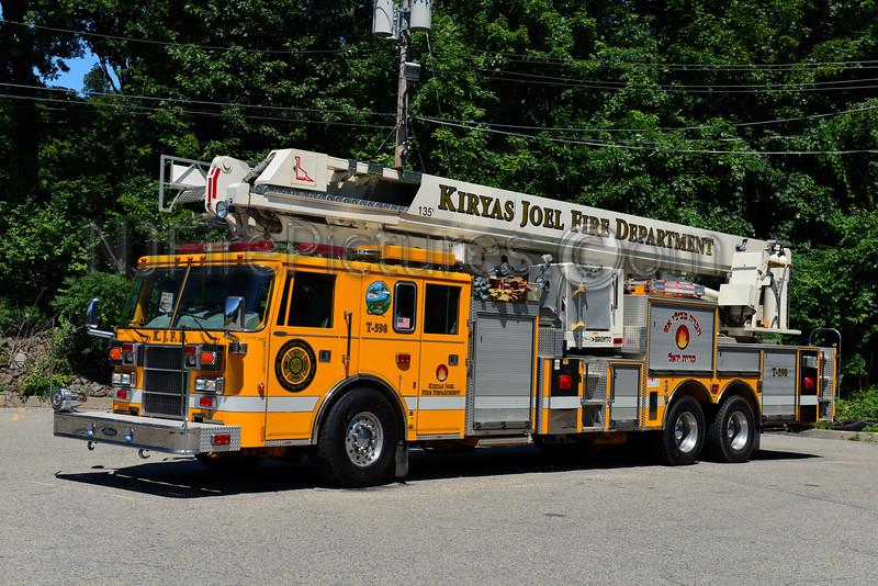 KIRYAS JOEL, NY TOWER 598