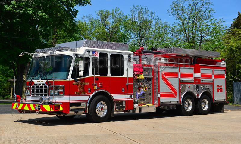 MONTGOMERY, NY ENGINE 223