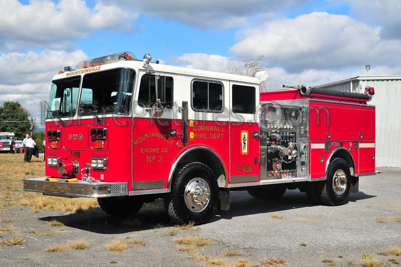 CORNWALL, NY ENGINE 436 MOUNTAINVILLE ENGINE CO.