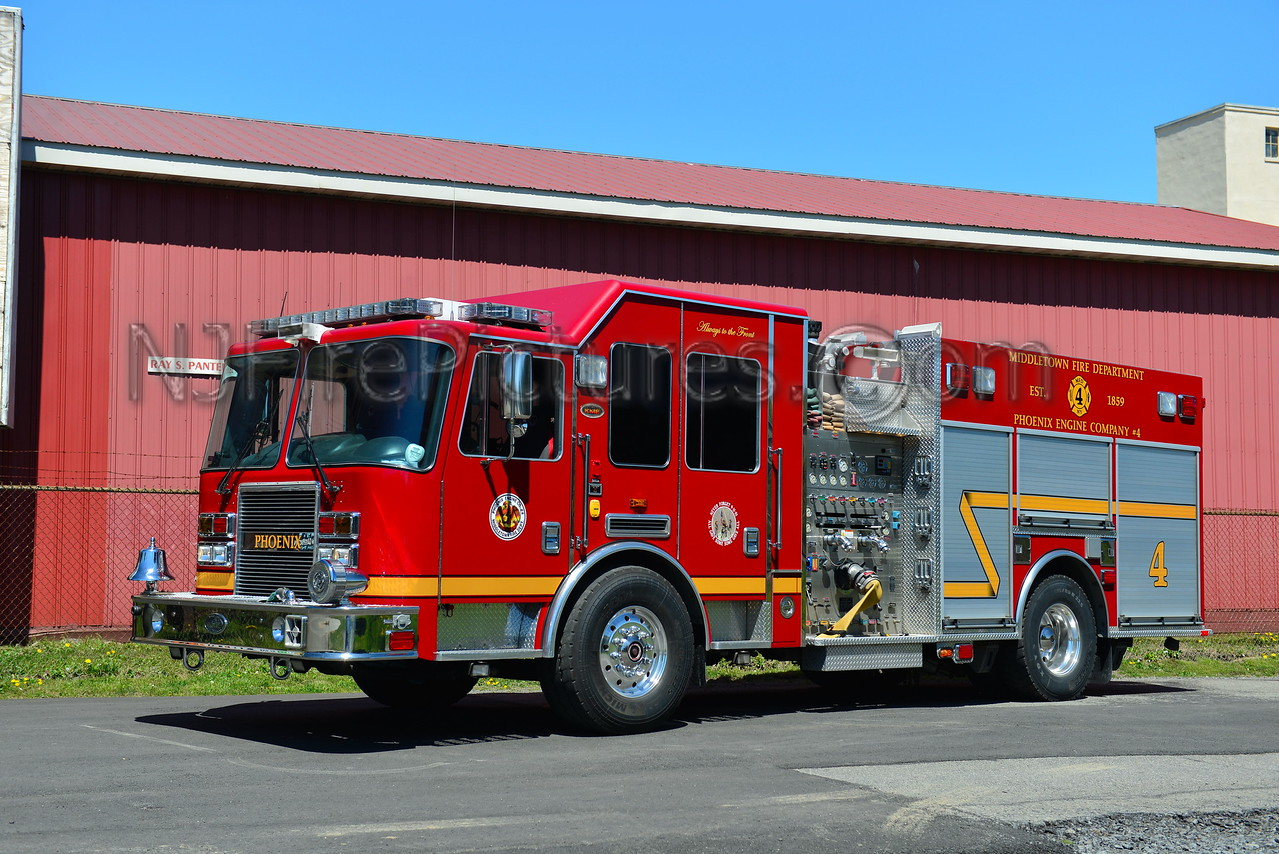MIDDLETOWN, NY ENGINE 4