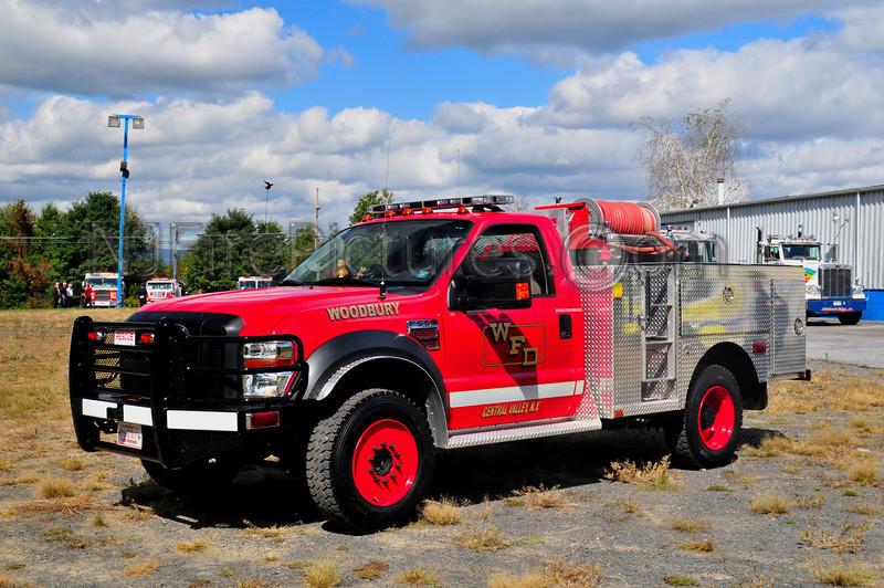 WOODBURY, NY 2008 FORD F550/DANKO ??