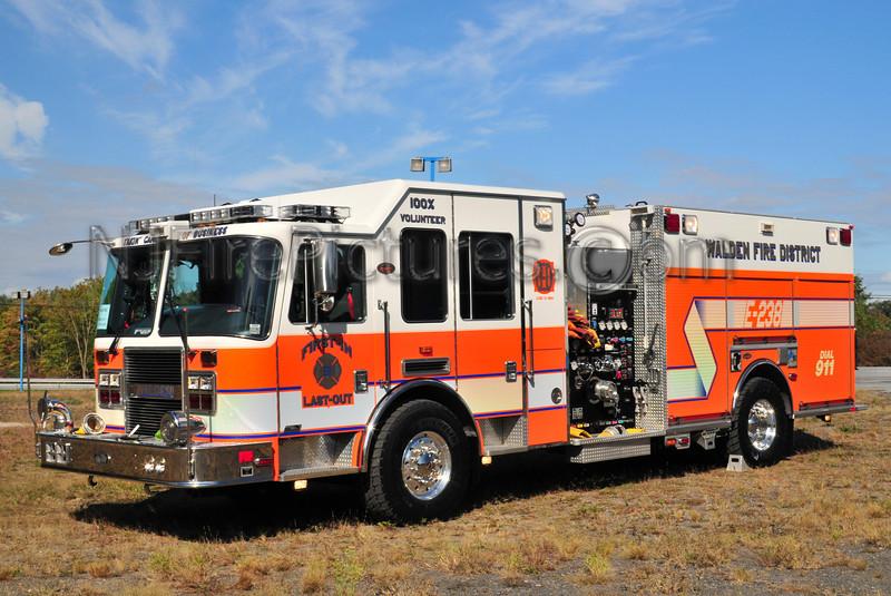 WALDEN, NY ENGINE 238