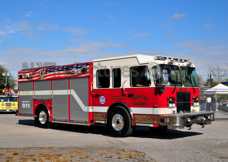 TOWN OF NEWBURGH, NY RESCUE 315