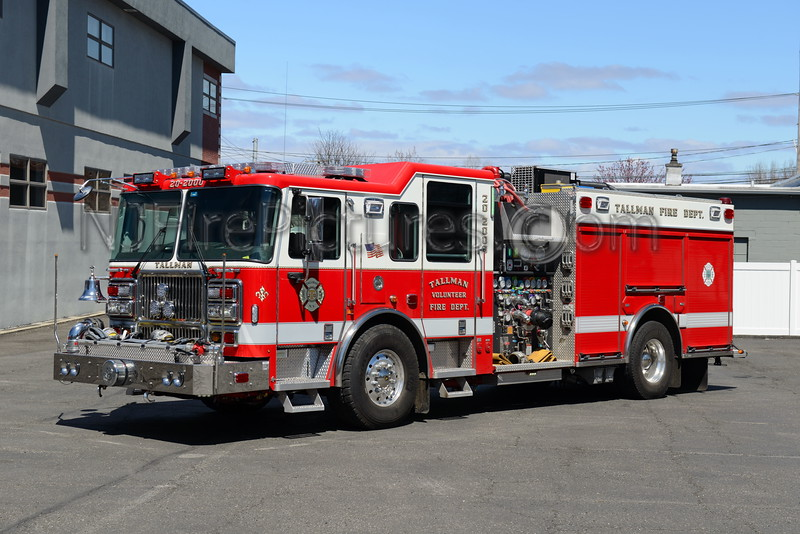 TALLMAN, NY ENGINE 20-2000