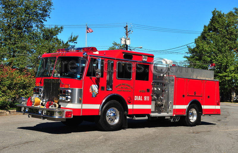 NANUET, NY ENGINE 8-1501