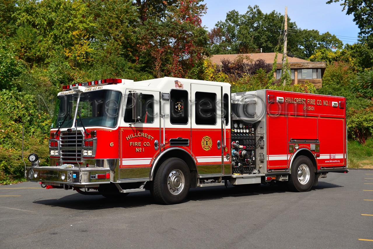 HILLCREST ENGINE 6-1501