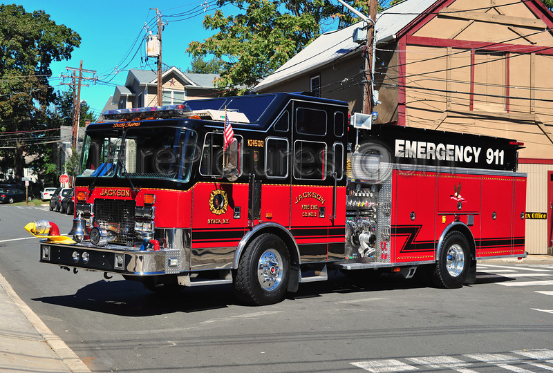 NYACK ENGINE 10-1500