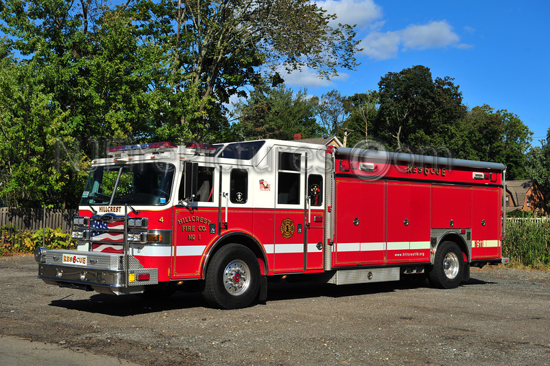 HILLCREST, NY RESCUE 6