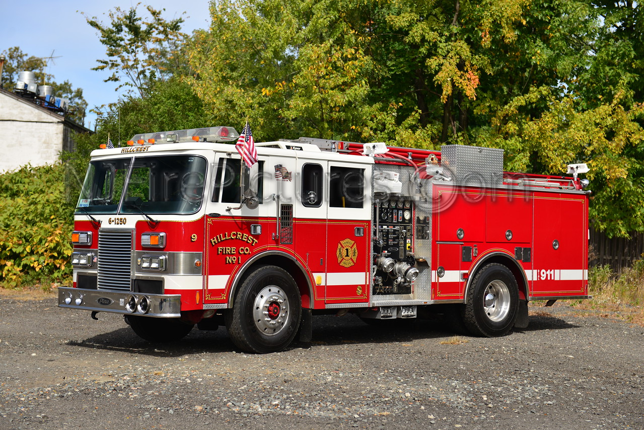 HILLCREST ENGINE 6-1250