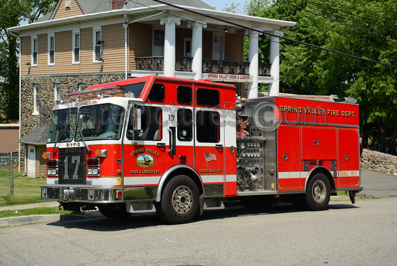 SPRING VALLEY, NY ENGINE 17-2000