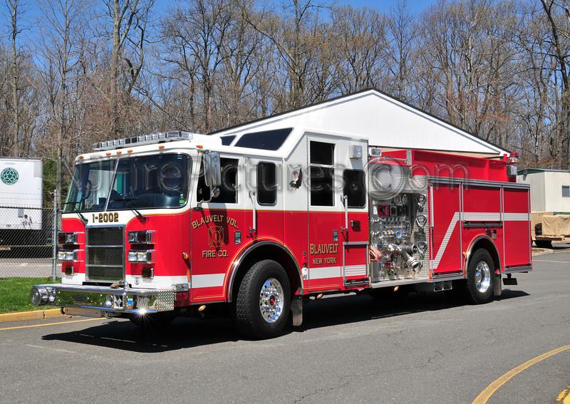 Blauvelt, NY - Engine 1-2000