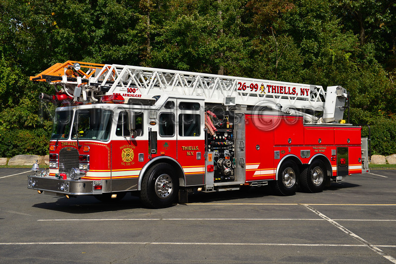 THIELLS LADDER 26-99