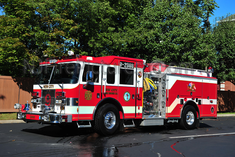 NEW CITY, NY ENGINE 9-2000