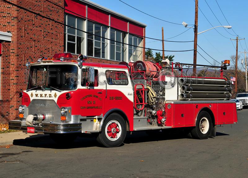 WEST HAVERSTRAW, NY ENGINE 23-1500