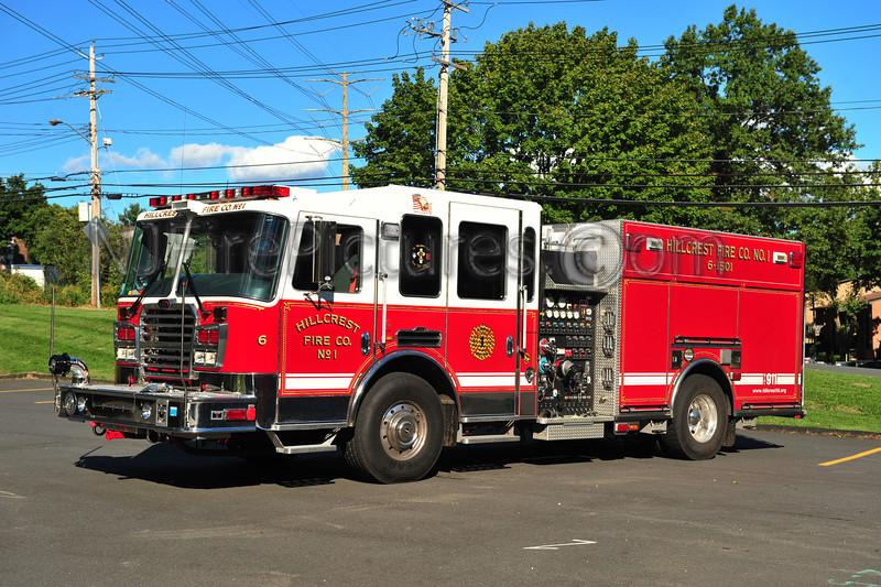 HILLCREST, NY ENGINE 6-1501