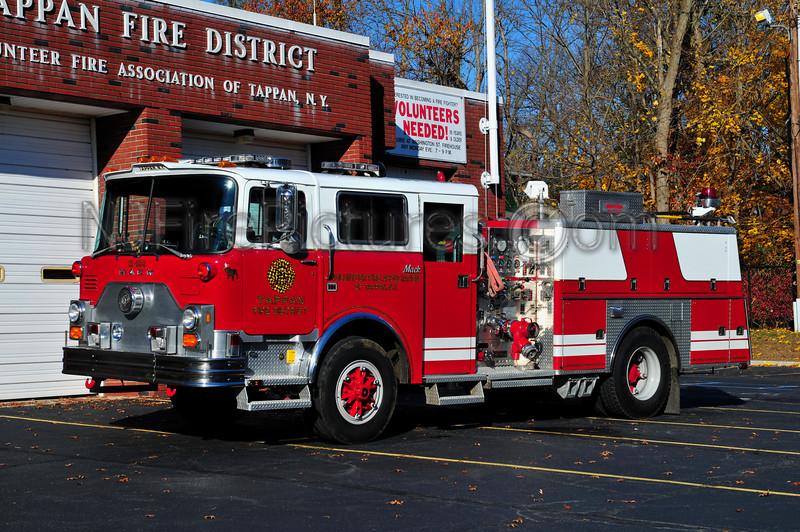 TAPPAN, NY ENGINE 21-1501 -