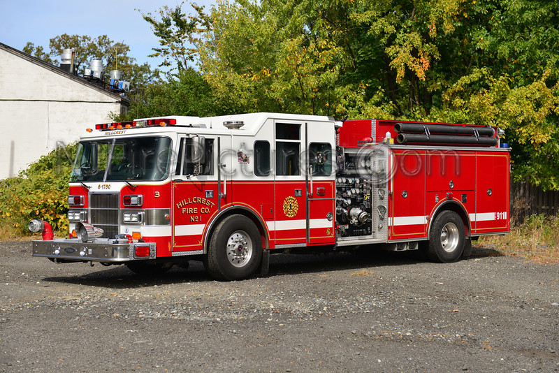 HILLCREST ENGINE 6-1750