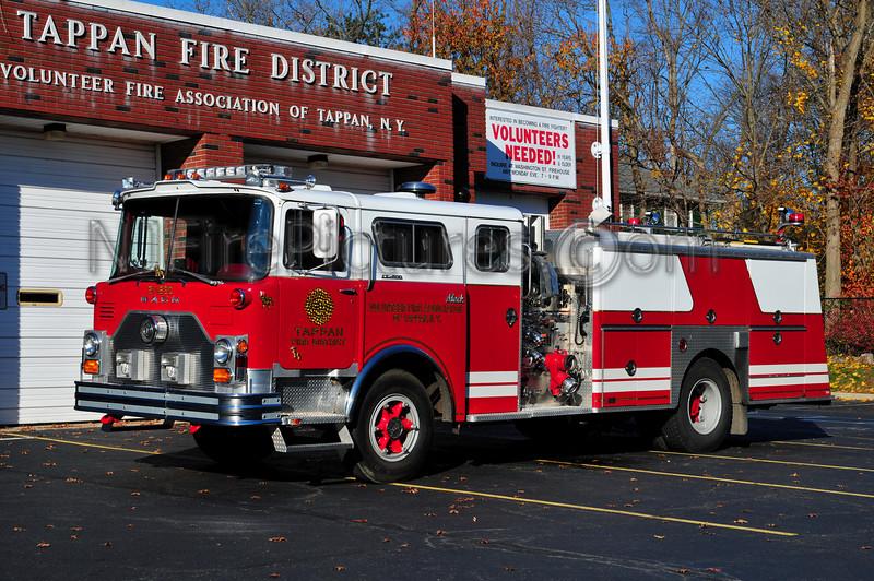 TAPPAN, NY ENGINE 21-1250