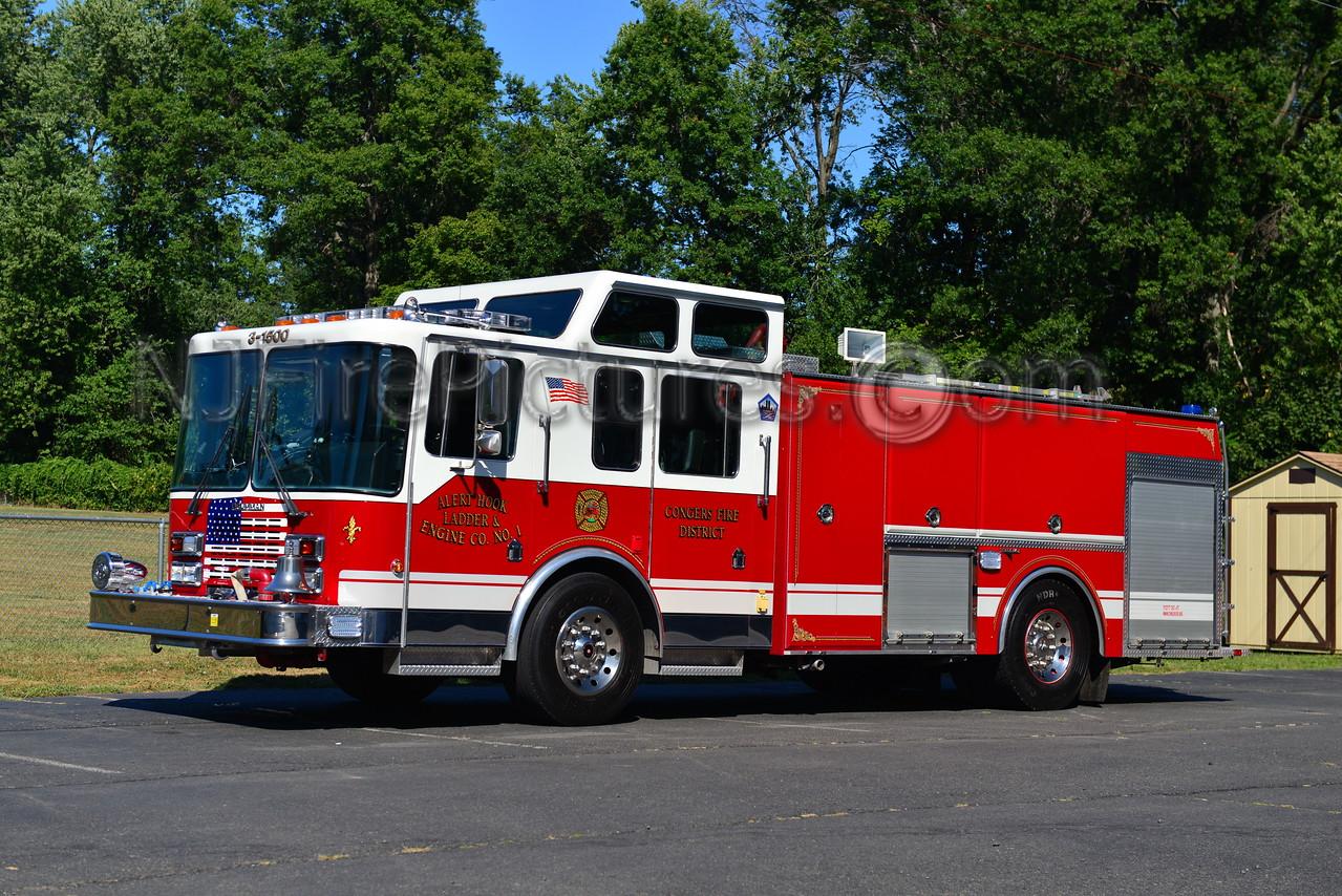 CONGERS, NY ENGINE 3-1500