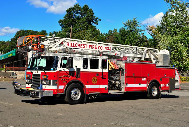 HILLCREST, NY QUINT 6-75