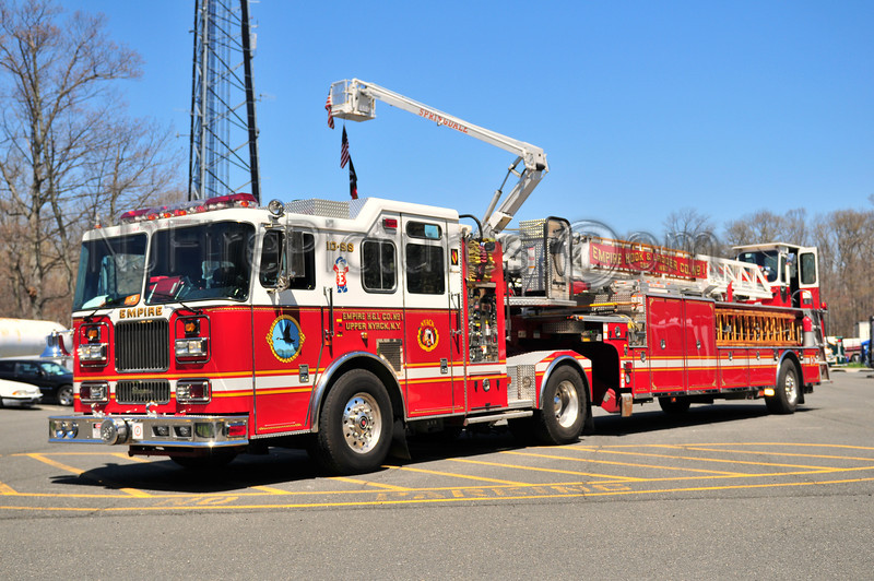 NYACK NY HOOK AND LADDER 10-98