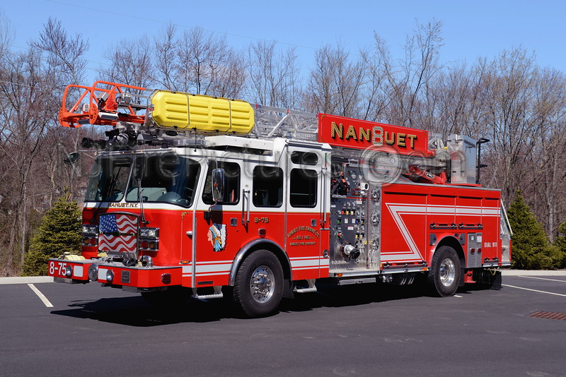 NANUET, NY LADDER 8-75