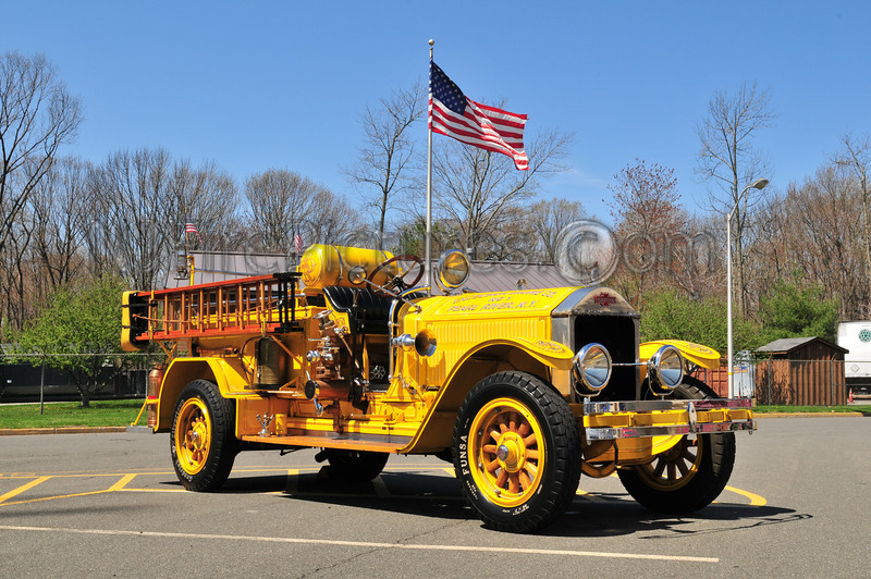 Pearl River, NY - 1921 American LaFrance Type 75