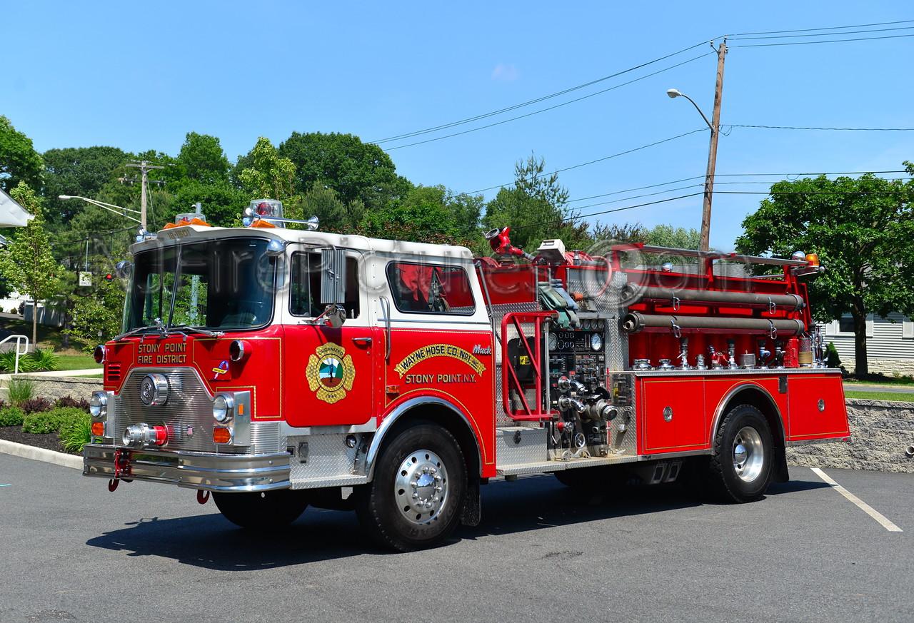 STONY POINT, NY ENGINE 18-1500