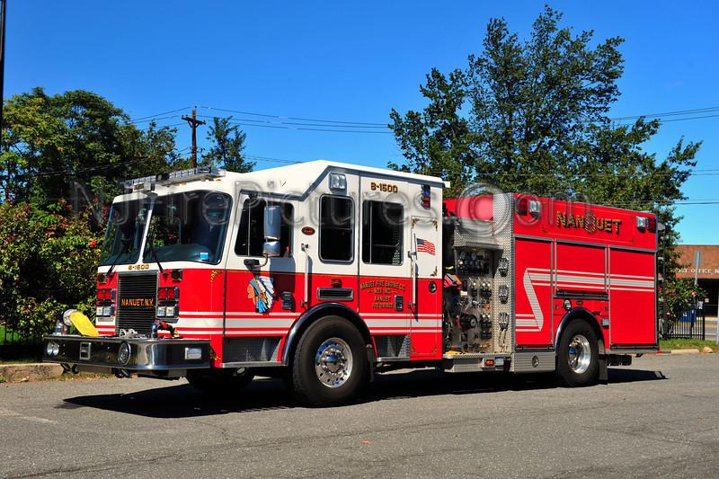 NANUET, NY ENGINE 8-1500