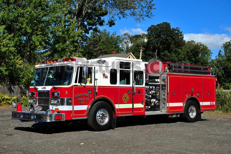 HILLCREST, NY ENGINE 6-1750