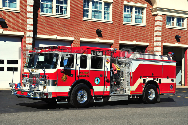 NEW CITY, NY ENGINE 9-1750