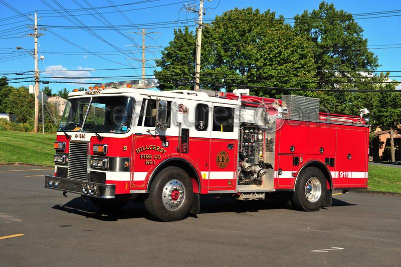 HILLCREST, NY ENGINE 6-1250
