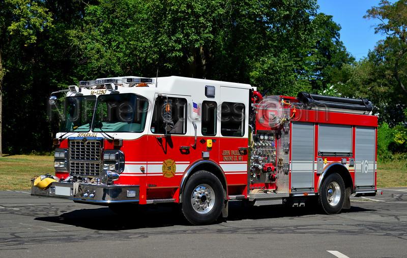 SPARKILL, NY ENGINE 16-1250