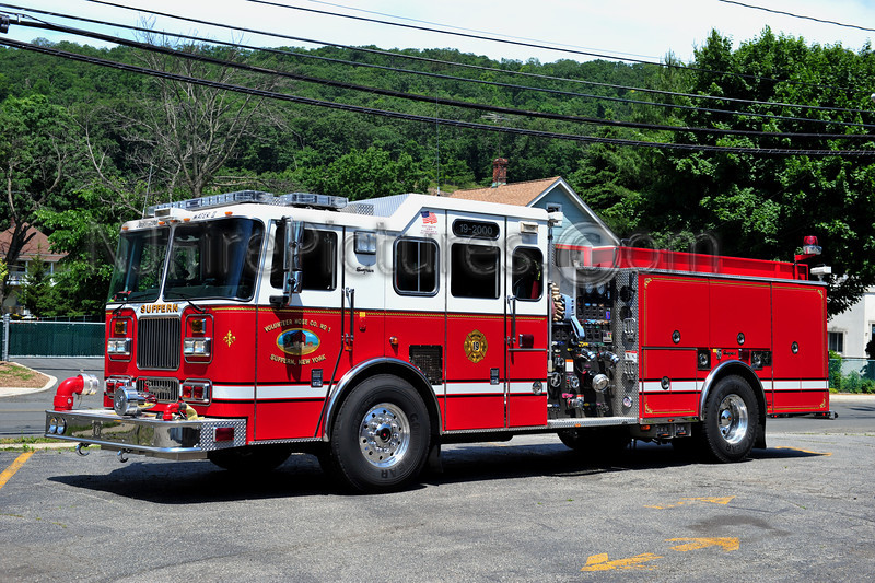 SUFFERN, NY ENGINE 19-2000