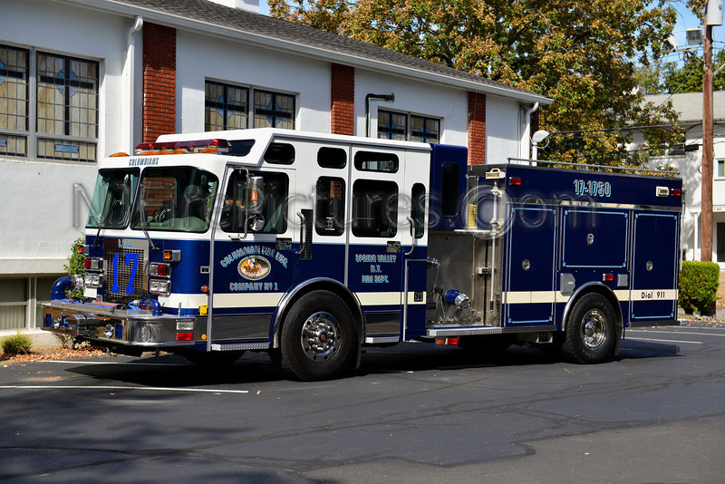 SPRING VALLEY ENGINE 17-1750