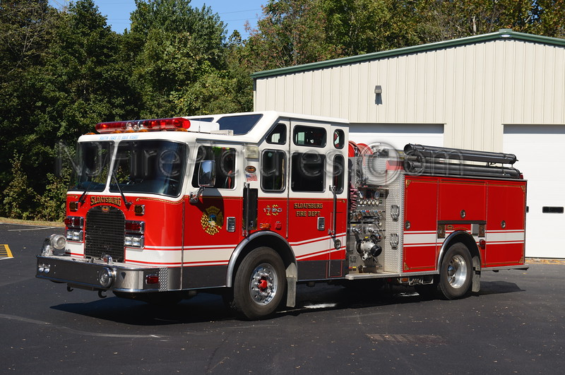 SLOATSBURG, NY ENGINE 15-1750