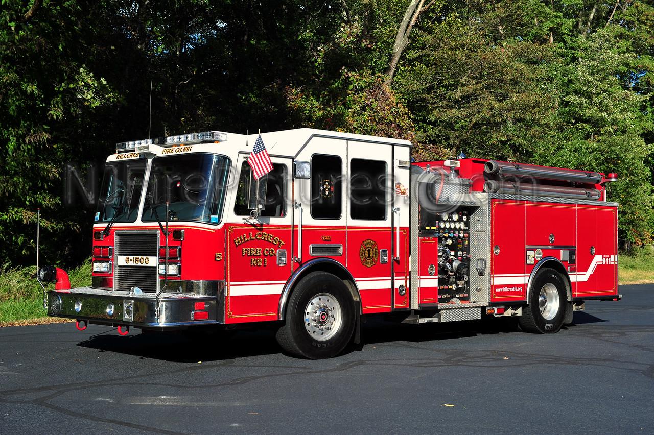 HILLCREST, NY ENGINE 6-1500