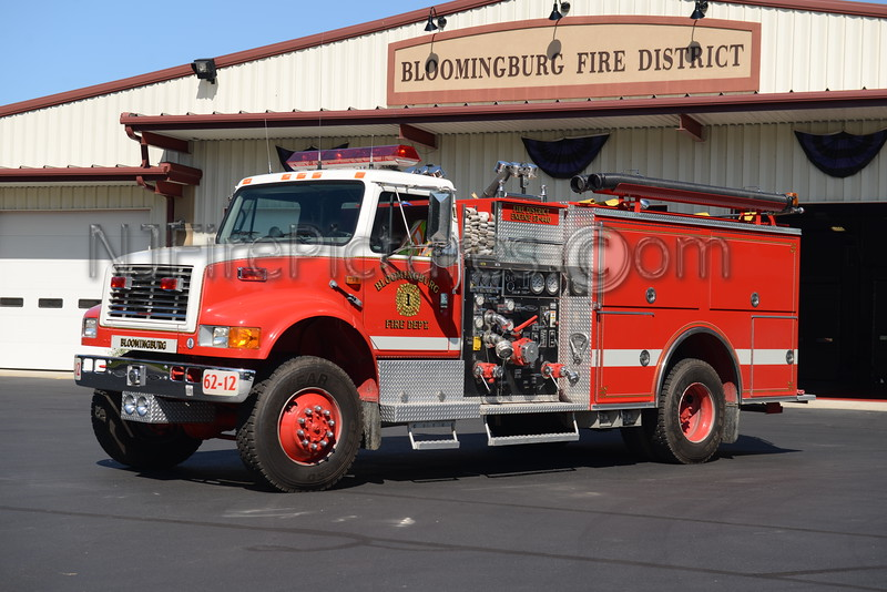 BLOOMINGBURG, NY ENGINE 62-12