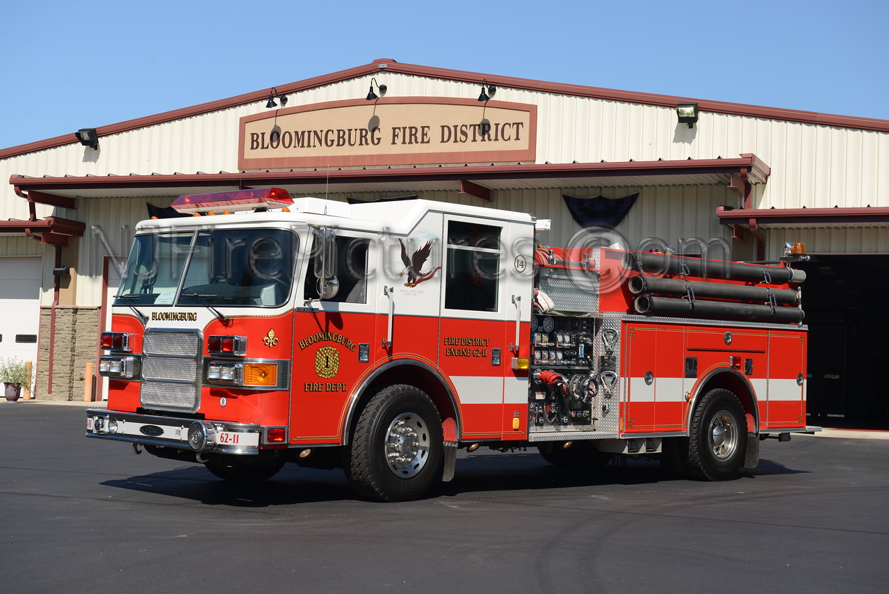 BLOOMINGBURG, NY ENGINE 62-11