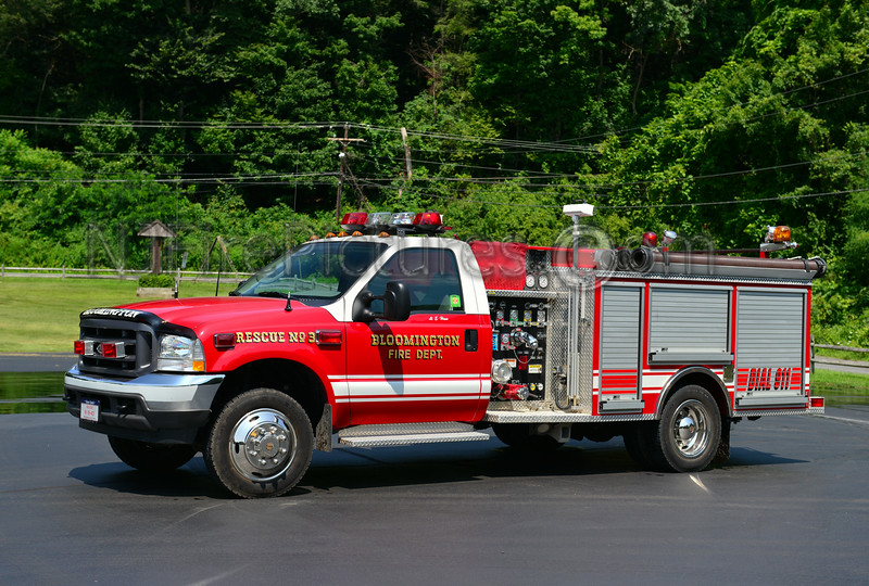 BLOOMINGTON, NY RESCUE 18-43