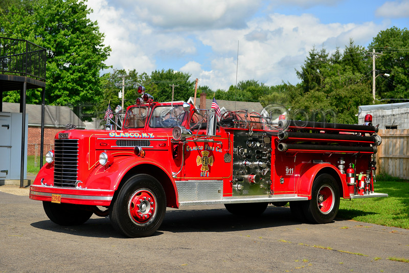 GLASCO, NY ENGINE 29-10