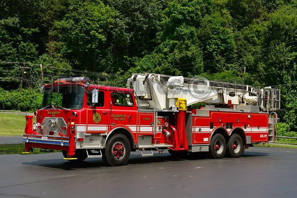 ULSTER COUNTY NY FIRE APPARATUS