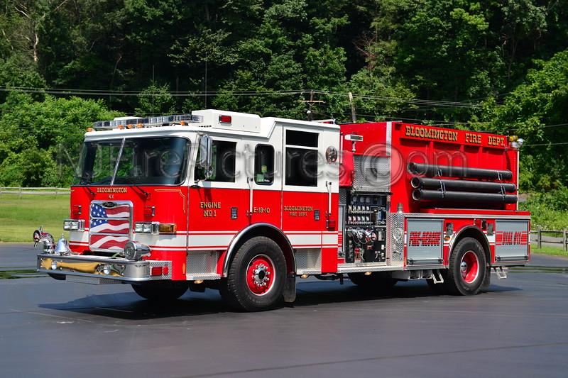 BLOOMINGTON, NY ENGINE 18-10