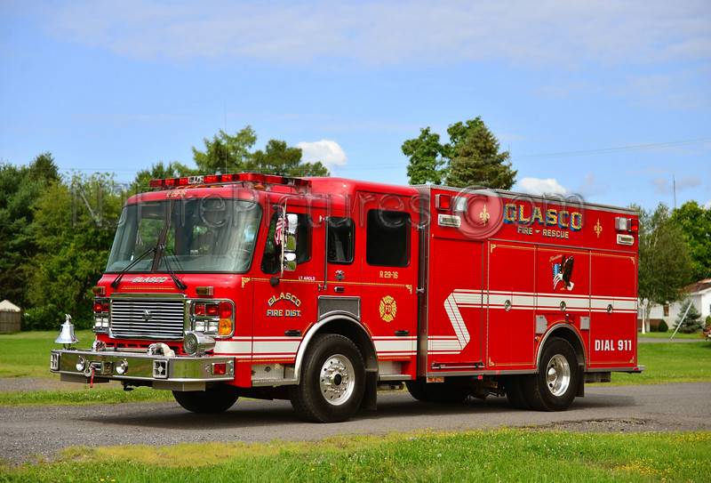 GLASCO, NY RESCUE 29-16