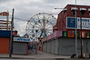 Coney Island, a ghost town early...